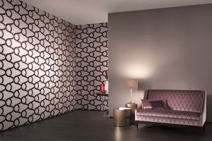 SAHCO  КОЛЛЕКЦИЯ  FINE WALLCOVERINGS ОБОИ  SABA