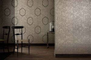 SAHCO  КОЛЛЕКЦИЯ  FINE WALLCOVERINGS ОБОИ  Patina