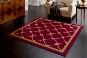 JAB КОЛЛЕКЦИЯ  Carpets with border КОВЕР Lattice