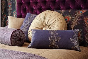 Sanderson The Aegean fabric collection ТКАНЬ Thea
