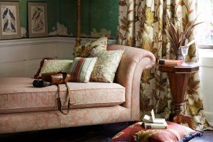 Blendworth КОЛЛЕКЦИЯ The Courtyard Prints Collection ТКАНЬ Selwood