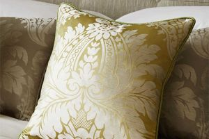 ZOFFANY коллекция Constantina Damask Weaves  ткань Malmaison Damask