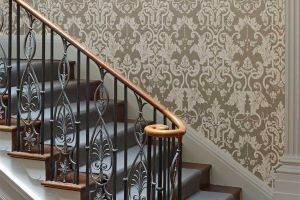 ZOFFANY коллекция Constantina Damask  Wallpapers обои Marmorino