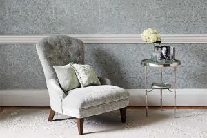 ZOFFANY коллекция Constantina Damask  Wallpapers обои Renaissance Damask