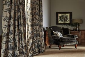 Zoffany коллекция Winterbourne Prints & Embroideries ткань Kernow