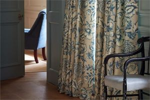 Zoffany коллекция Winterbourne Prints & Embroideries ткань Winterbourne