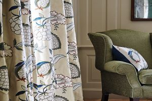 Zoffany коллекция Winterbourne Prints & Embroideries ткань Pomegranate Tree