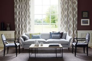 Colefax and Fowler  New Collection 2015 ткань Bruges