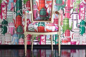 Manuel Canovas  New Collection обои Paulette