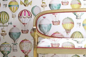 Manuel Canovas  New Collection обои L'Envol