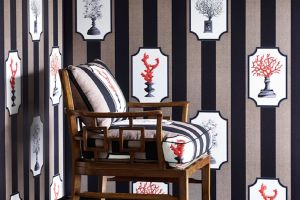 Manuel Canovas  New Collection обои Aristote