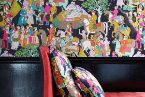 Manuel Canovas  New Collection обои Dara