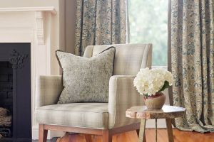 Hodsoll McKenzie Harmony Collection ткань Winshaw Rustic Floral