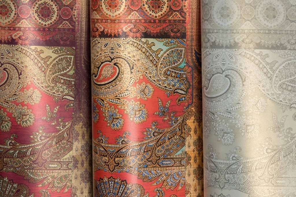 Bohemian Wallpaper Collection